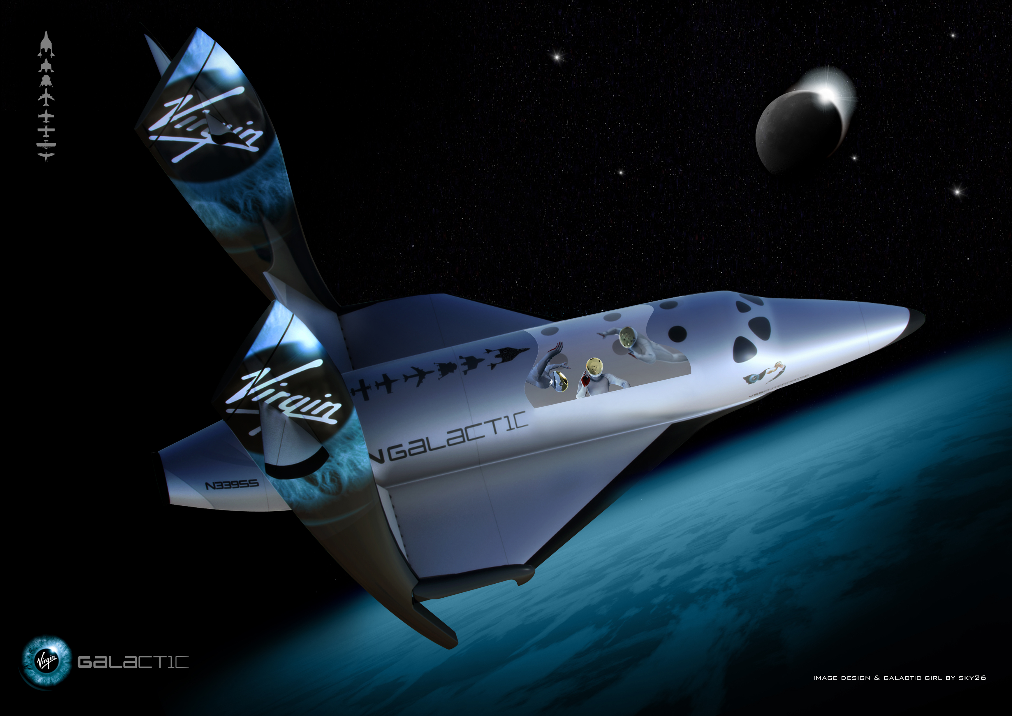virgin galactic spacecraft interior page 2 pics about
